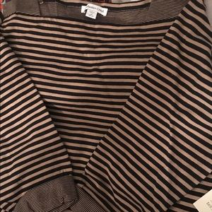 Coldwater Creek Striped Top NWT 2X
